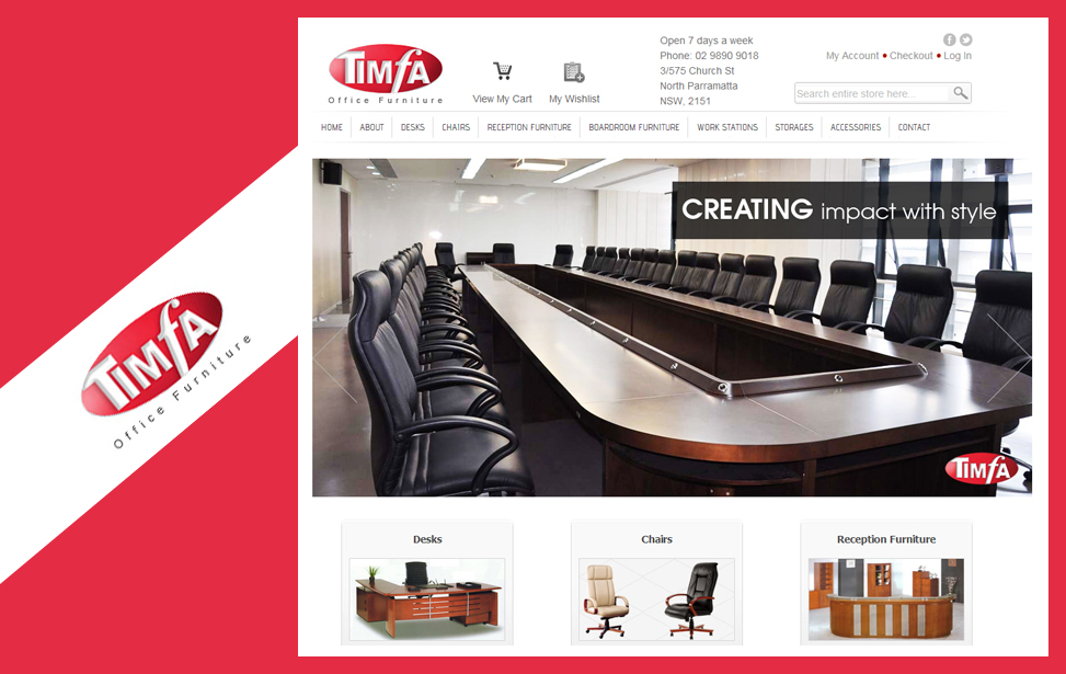 Timfa Business Furniture